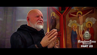 KINGDOM COME DELIVERANCE Walkthrough Gameplay Part 20 - POVERTY, CHASTITY AND OBEDIENCE (PS4)