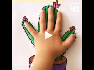 Подборка классных мастер классов для Рисования