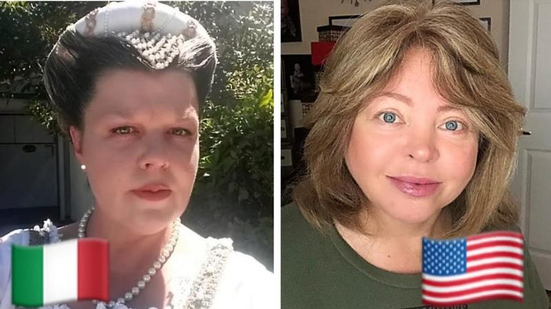 Италия США Выборы Перспективы Беседа с Натальей Фальконе из Флориды