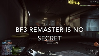 Battlefield 3 Remaster 2020 Leak