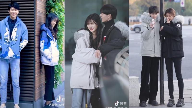 抖音 Cutes And Sweet Couples Fashion On The Streets Cẩu Lương Đáng Yêu 1 Larangehia TV