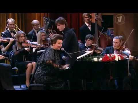 Людмила Лядова фортепианный концерт для рояля с оркестром часть 3 октябрь 2015