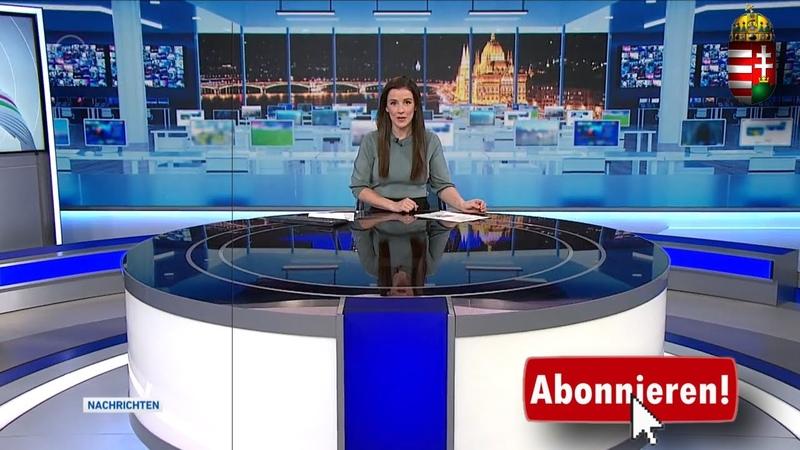 """😷 HU Nachrichten in DEUTSCH von """"M1 = Samstag den 04 April 2020 *Kanal abonnieren*"""