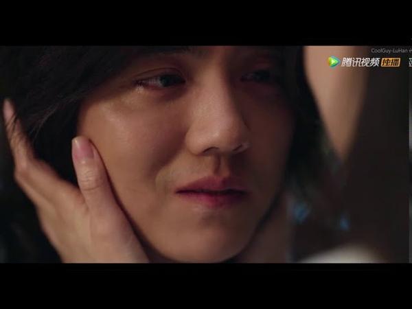 ENG SUB LuHan鹿晗 《穿越火线CrossFire》肖枫安蓝吻戏 Xiao Feng An Lan Kissing Scene