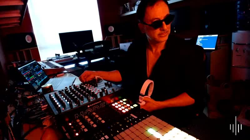 Dubfire - Live @ The DubStream 014 Techno Set 12.05.2020
