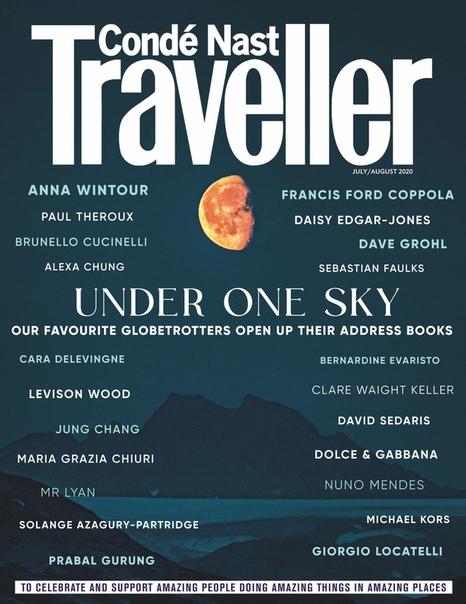 Cond   Nast Traveller UK - July 2020 UserUpload.Net