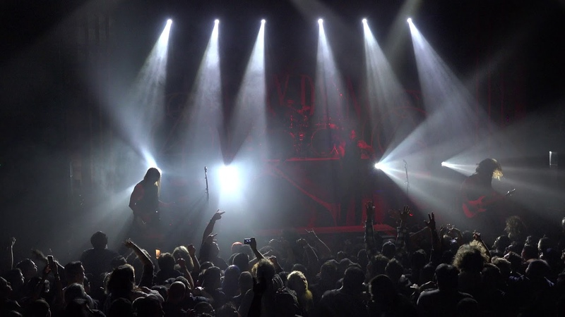 AS I LAY DYING Los Angeles, CA. 12-15-2019