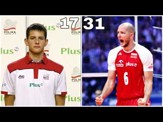 Bartosz Kurek Evolution. Road to the Volleyball Legend (HD)