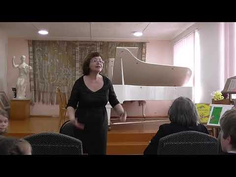 Концерт памяти Н. В. Юшкиной, 3 марта 2020