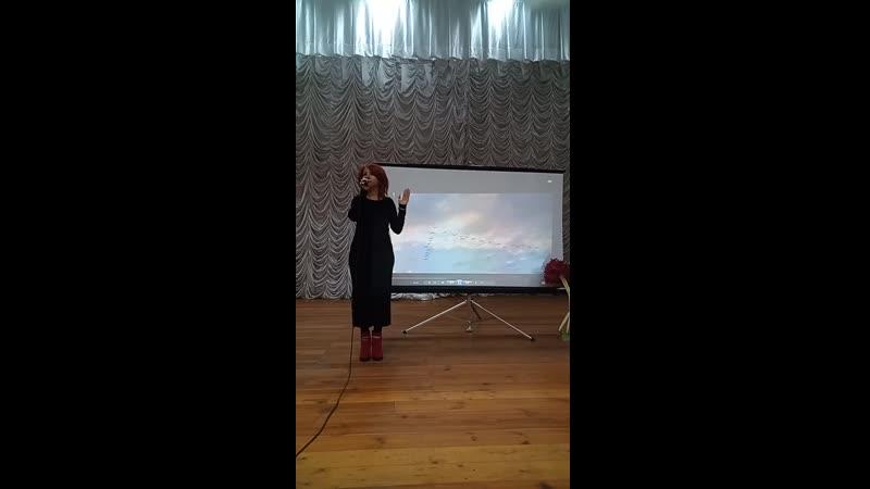 Минута молчания Красовская Лариса Козинский СМДК, Грайворонский район, взрослая 36