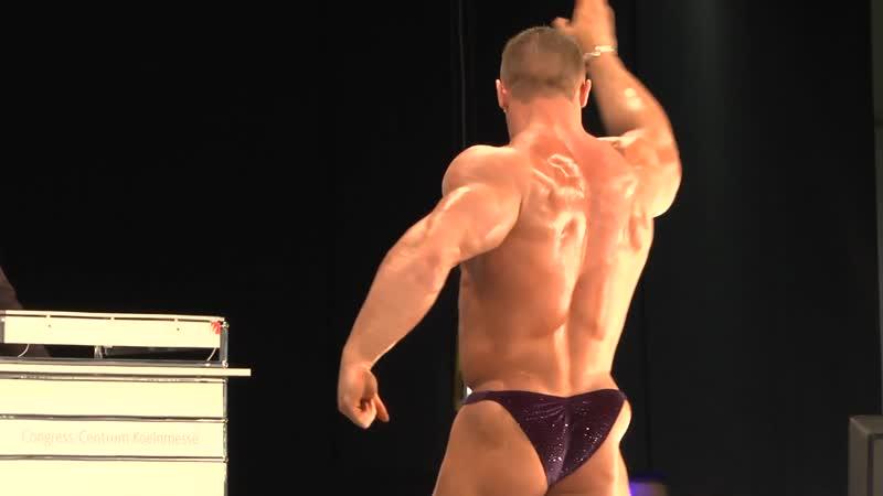 Ludovic Bogaert - Body X-Treme Show - Sunday - FIBO Power 2013