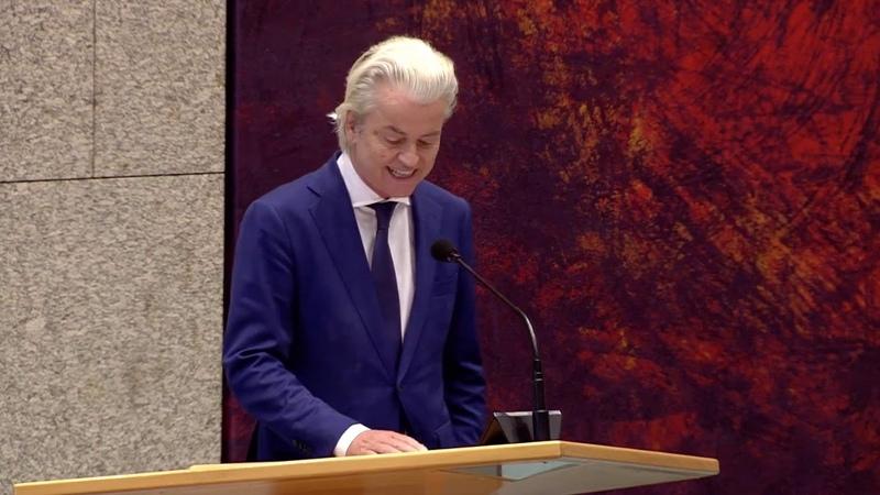 2 Inbreng Geert Wilders debat stimuleringsmaatregelen economie YouTube