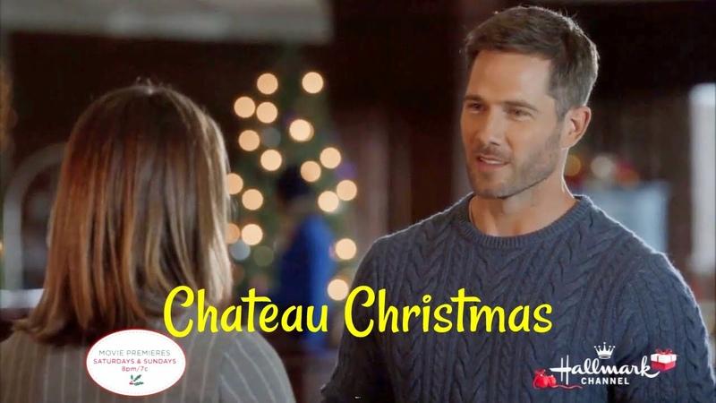 New Hallmark movie 2021 HD ll Chateau Christmas Hallmark ll