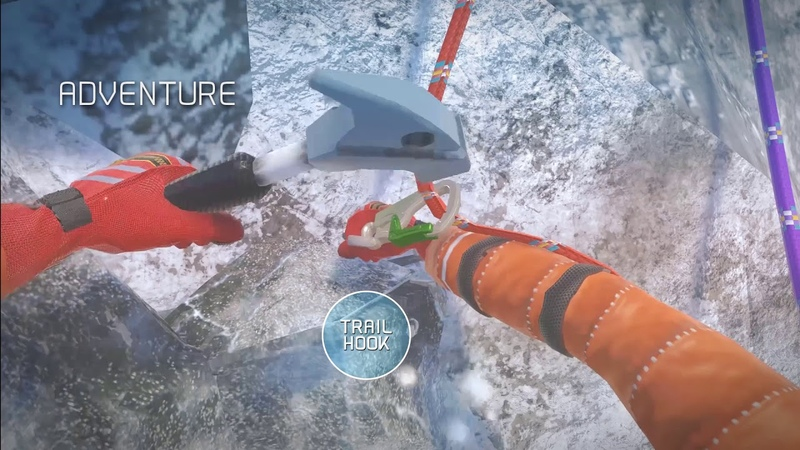 Climber Sky is the Limit Trailer
