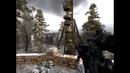 Прохождение игры S.T.A.L.K.E.R. - Call of Chernobyl v.6.03 зачистка свалки от бандитов