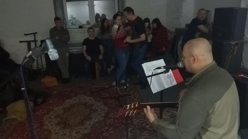 репетиционная база Ми Ми Ми 20 12 19 Строго на Юг Александр Кожевников Мимимишные макароны