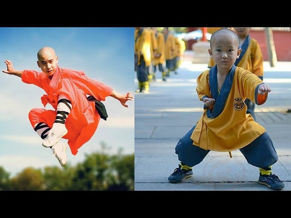 Shaolin KUNG FU in REALITY😲