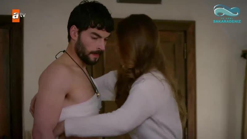 Генуль делает перевязку Мирану.(вырезанная сцена из 5 серии). Ветреный