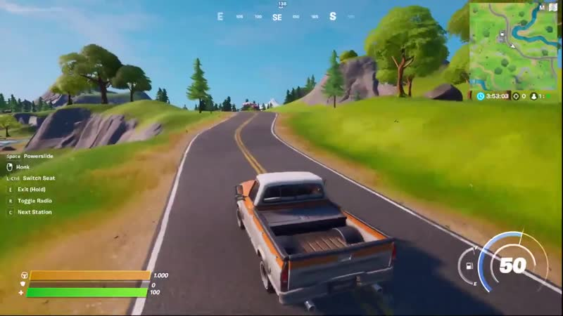 Cars Gameplay fueling and driving