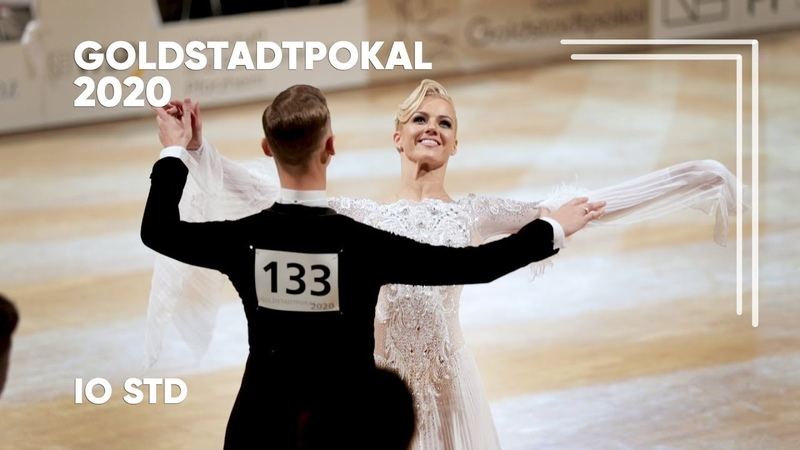 Evaldas Sodeika - Ieva Zukauskaite, LTU   2020 GoldstadtPokal   IO STD - solo EW