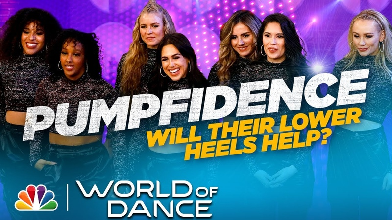 Pumpfidence Dances to Love Don't Cost a Thing by Jennifer Lopez World of Dance Callbacks 2020