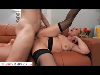 Elle McRae - Neighbor Affair - All Sex Milf Big Natural Tits Juicy Ass Blonde Stockings Chubby Plumper Hardcore Shaved, Porn