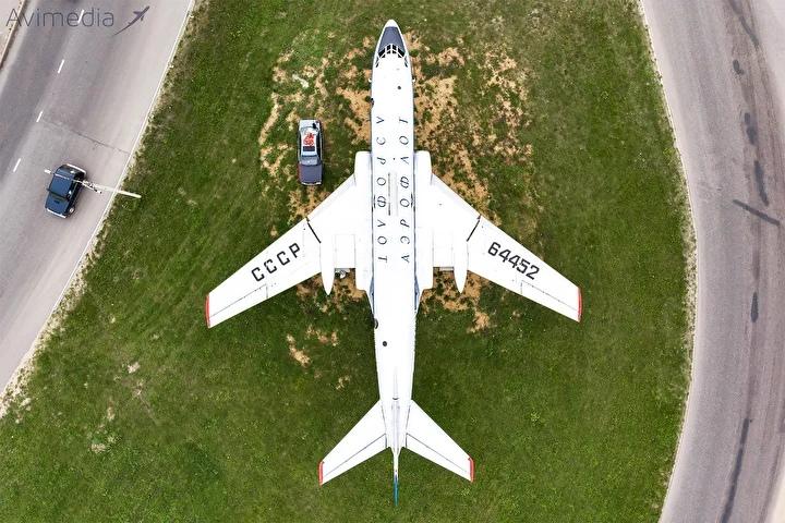 О судьбе самолёта под бортовым номером СССР-64452 и людях, подаривших ему вторую жизнь