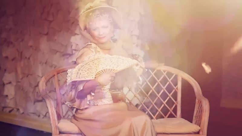"""Романс """"Напрасные слова"""" (музыка Д.Тухманов, слова Л.Рубальская) в исполнении заслуженной артистки..."""