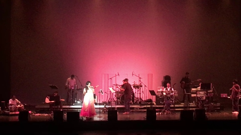Humein Tumse Pyar Kitna by Shreya Ghoshal (Raleigh 25Jun2017)