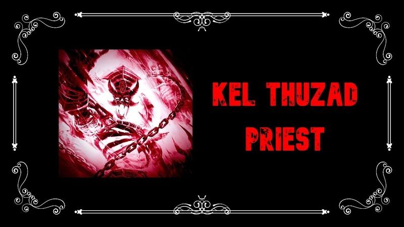 Hearthstone WILD KelThuzad Priest vs Mage, Paladin Otk, Quest Hunter