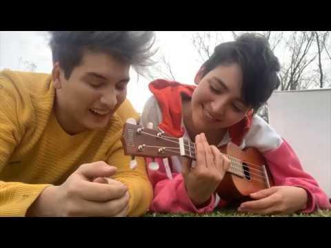Jandino y Daniela Trujillo - Lo siento (Cover)