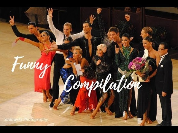 Dancesport Funny Compilation Vol 4