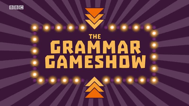 Present Simple and Present Continuous- The Grammar Gameshow Episode 1