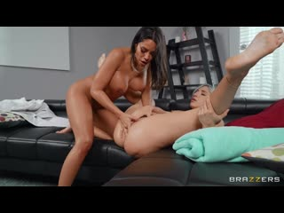 Abella Danger, Luna Star - Face Sitting On The Sneaky Sitter