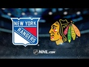 New York Rangers vs Chicago Blackhawks Feb 19 2020 Game Highlights NHL 2019 20 Обзор матча