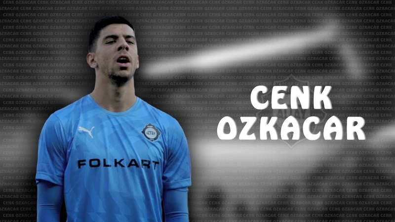 CENK ÖZKAÇAR ● ALTAY SK The Turkish Chiellini Defensive Skills Goals Sesli Anlatım