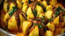 Картофельные лилии с мясом! Безумно вкусно и просто!