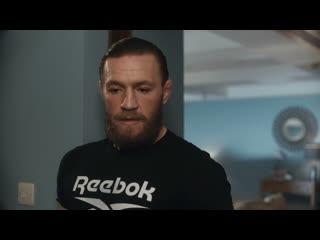 Конор MакГрегор в рекламе Reebok