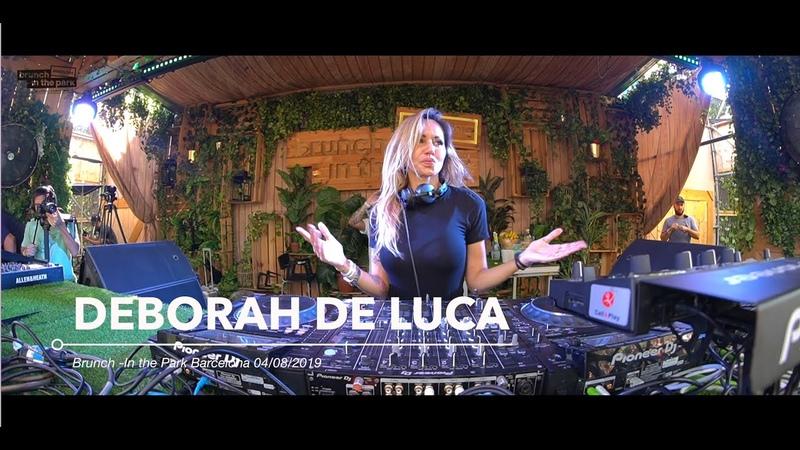 Deborah De Luca @ Brunch -In the Park Barcelona 04082019 Videoset 4k