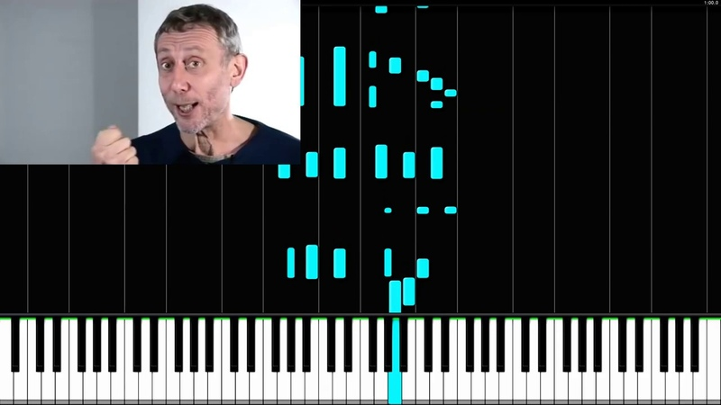 Michael Rosen Hot Food Piano Dub Finn MK