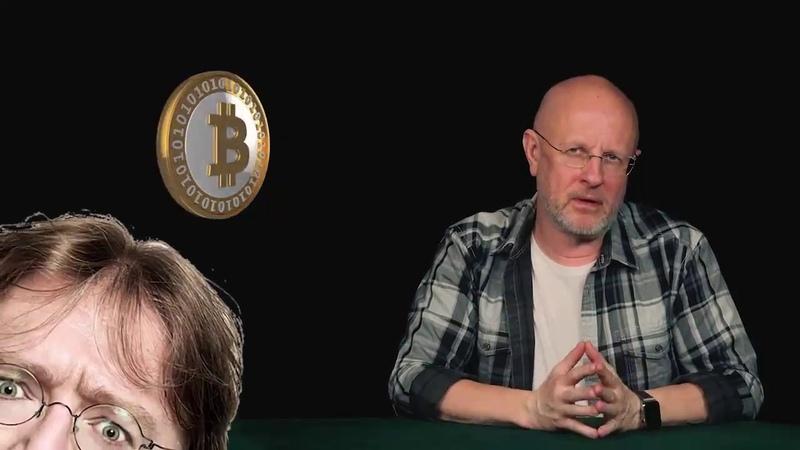 Гоблин Почему Гейб Ньюэлл против биткоинов