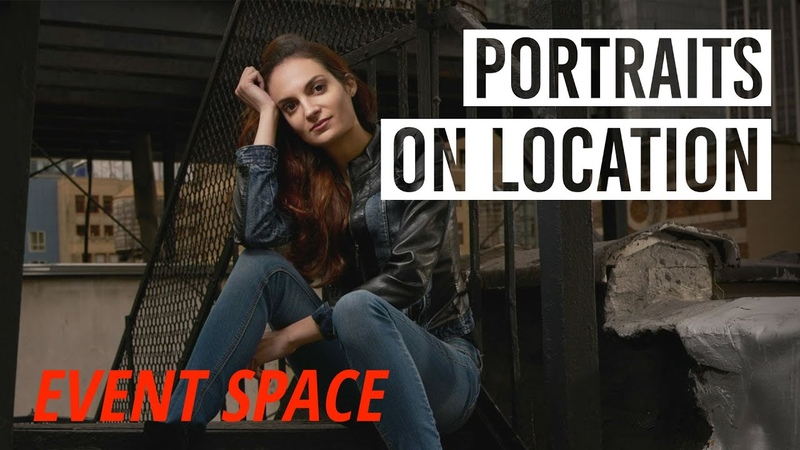 Location Portrait Photography Everything You Need To Know According to Tony Gale B H Event Space