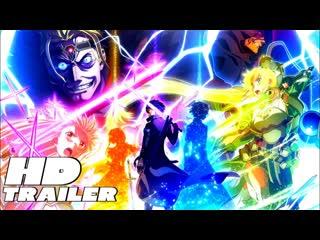 Sword Art Online: Alicization - War of Underworld 2nd Season-3 серия