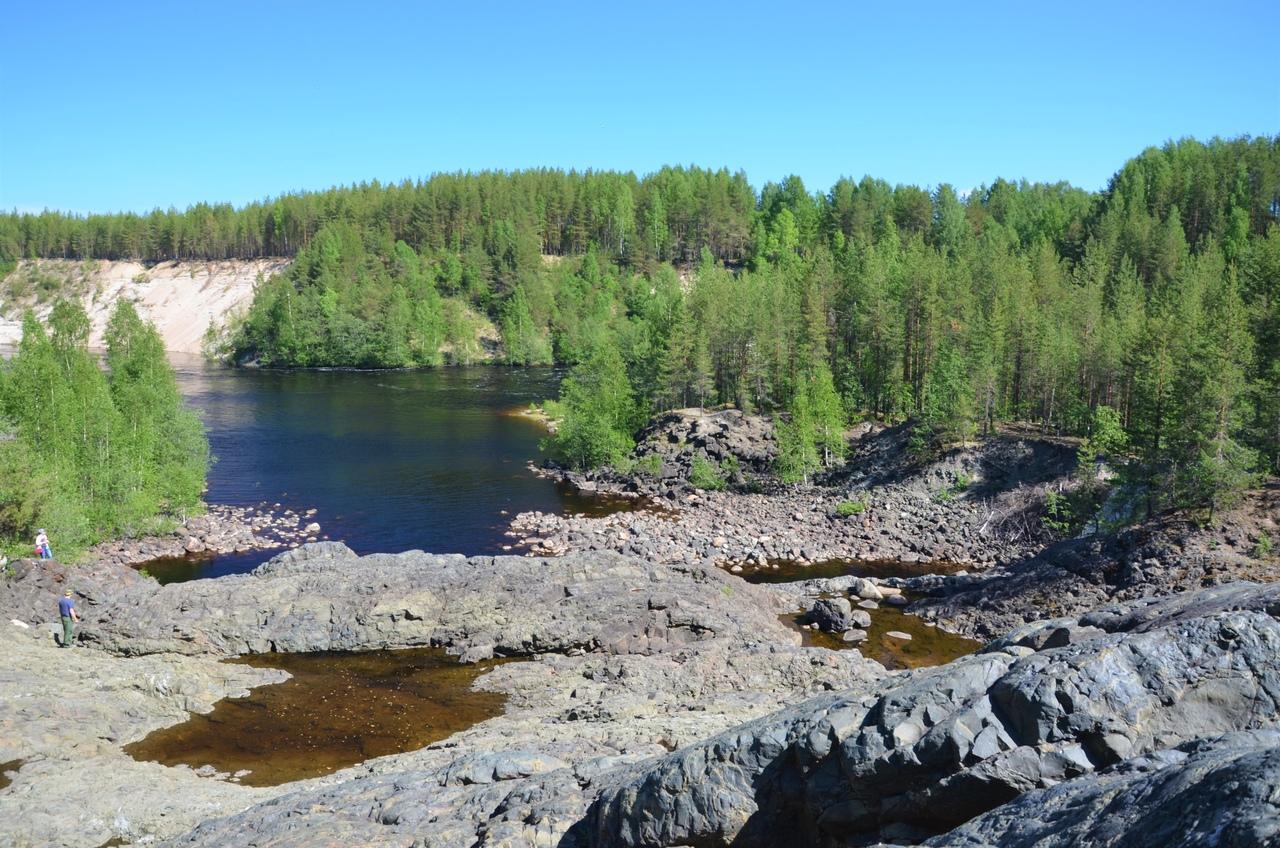 YLoe73Pyvbw Карелия - северный край.
