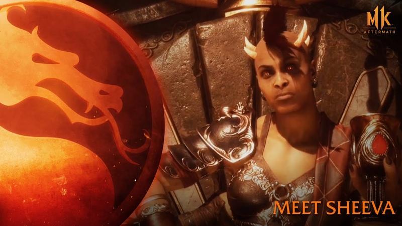 Mortal Kombat 11 Aftermath - Meet Sheeva