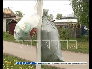 Экономить на безопасности и удобстве жителей решил региональный оператор по сбору мусора
