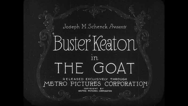 The Goat (1921) by Buster Keaton BDRip 720p @ rutracker