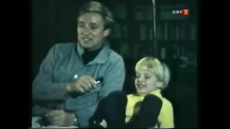 Oskar Werner Ich über mich Porträt 1991 Обрезка 01