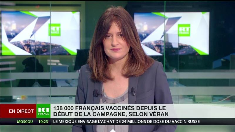 Stratégie vaccinale «Ce n'est pas une stratégie, c'est une erreur en ce moment»