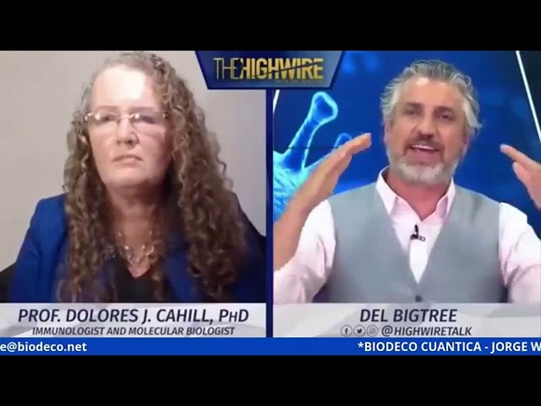 ✅ LA VERDAD EMERGE - INMUNOLOGA Y BIOLOGA MOLECULAR EXPLICA TODO CON CLARIDAD SOBRE EL COCO....